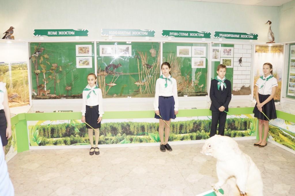 Презентация экологической деятельности лицея в Год экологии - 2017