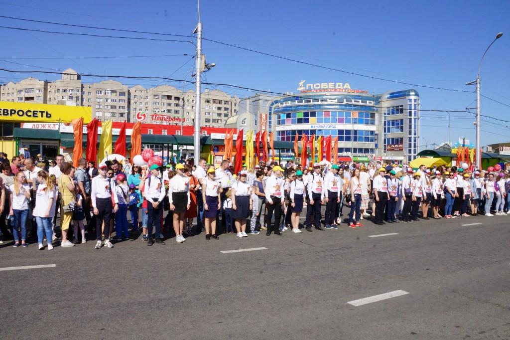 Лицеисты - Волонтеры Победы - 2018