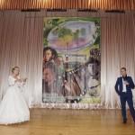Победители конкурса «Образ Александра Пушкина и Натальи Гончаровой», 9а класс