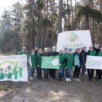 ЭКОлидеры лицея приняли участие в экологической акции