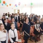 Торжественная линейка посвященная завершению 2016-2017 учебного года — 5,6,7,8,10 классы лицея