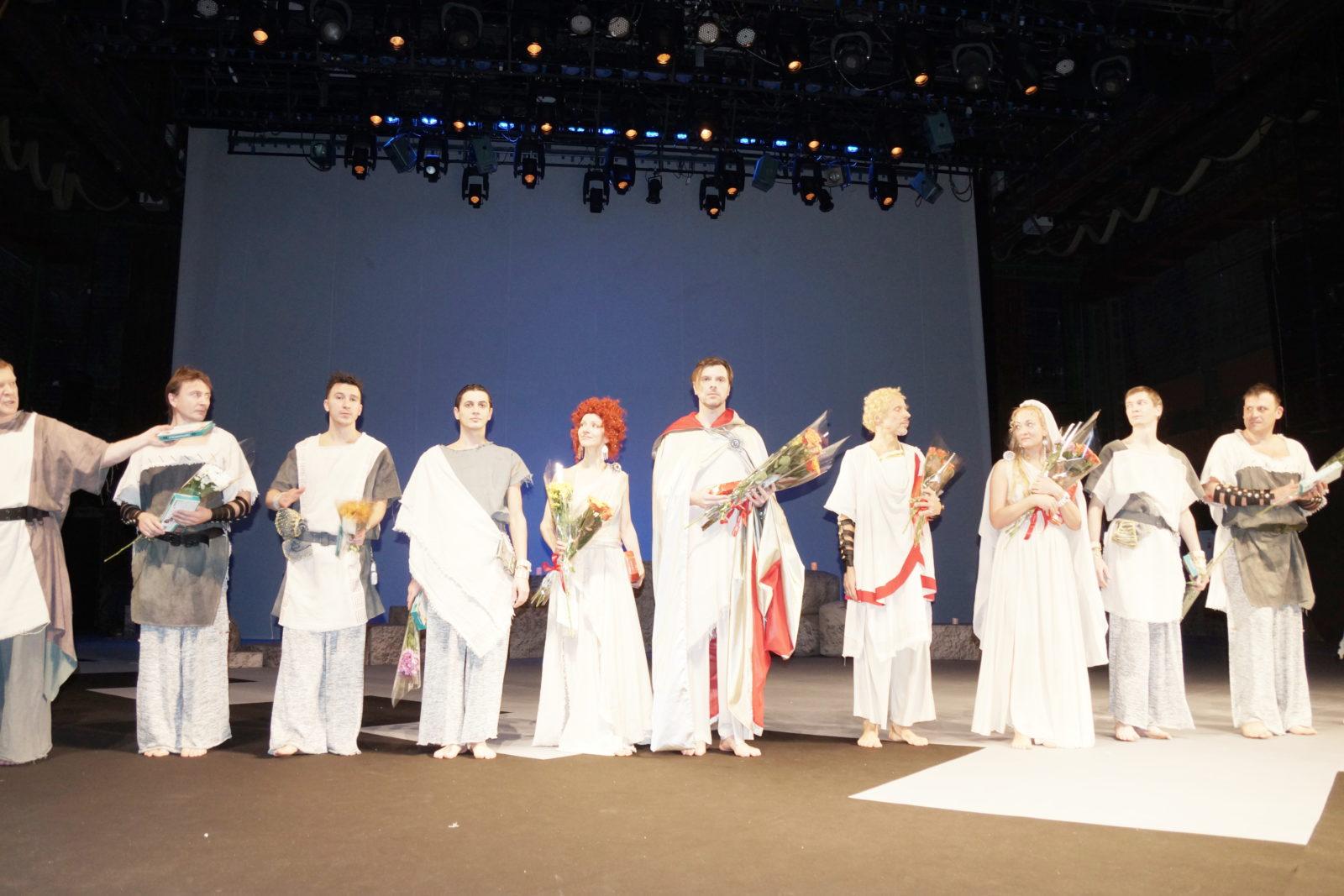 Театр «Георгий Победоносец», ноябрь 2017