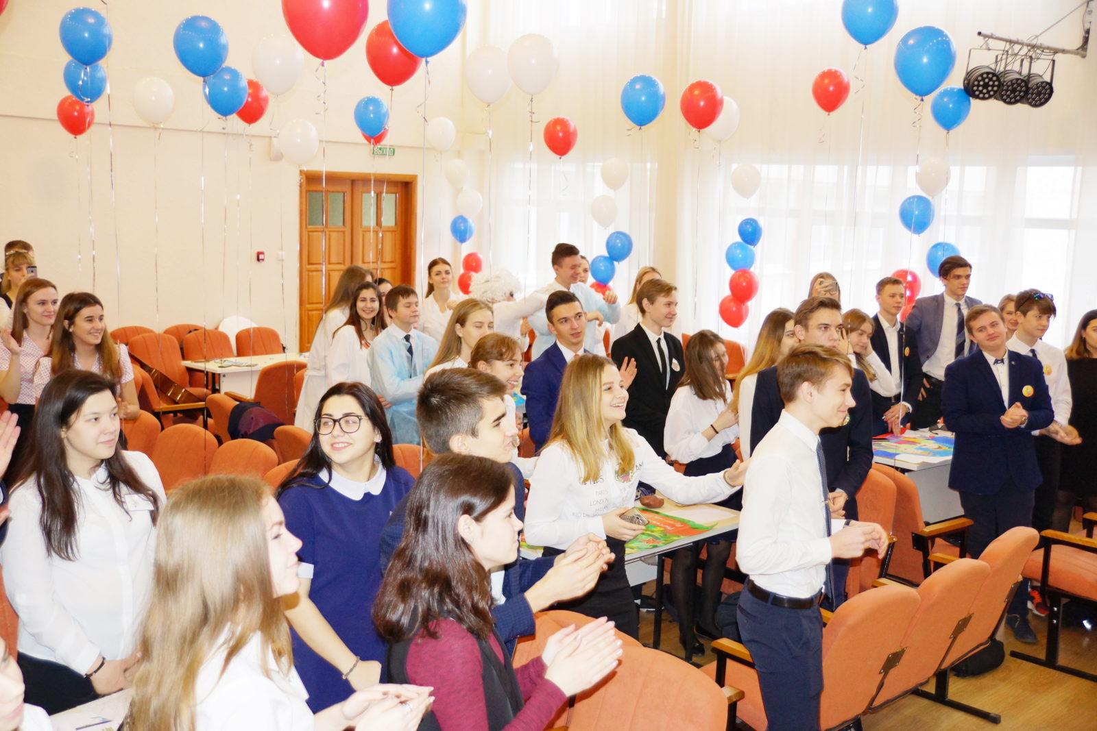 Акция «Хочу стать будущим моей России»