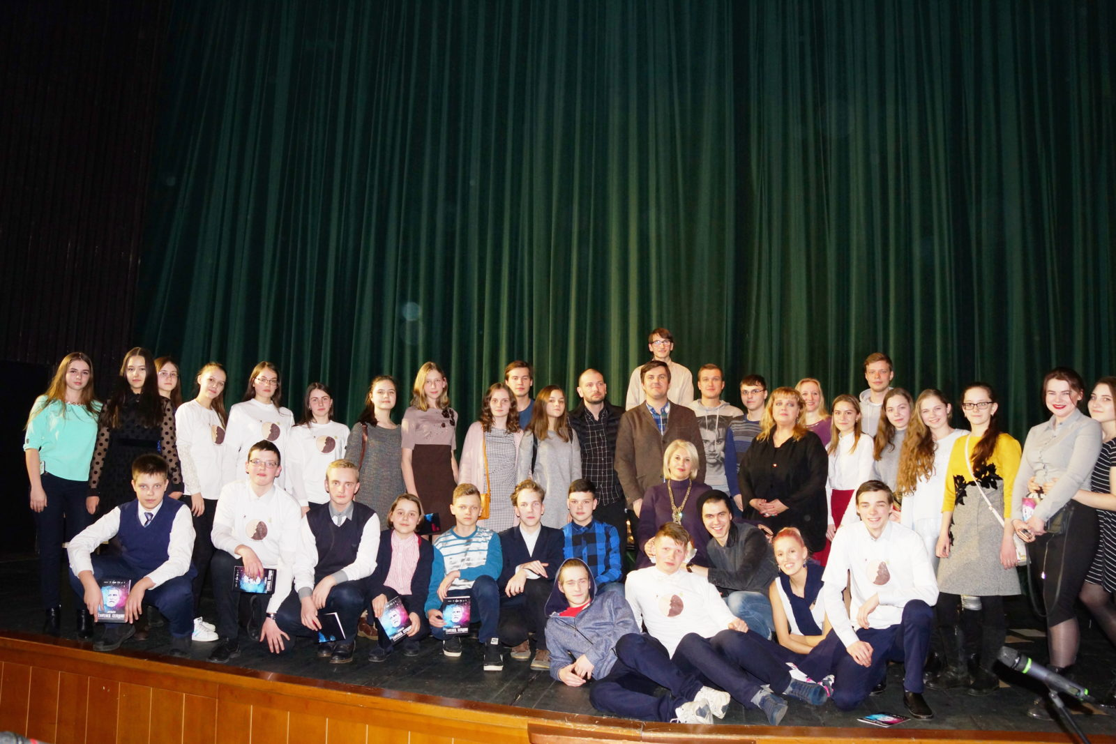 Проект «Театральная Россия», спектакль-посвящение «Тургенев. Сегодня!»