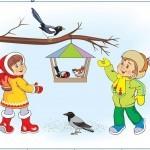 Победители конкурса кормушек «Столовая для птиц 2020»