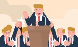 Политический стартап